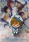 [Pre-owned] Free! Rubber Strap (Tachibana Makoto) V2