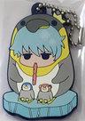 [Pre-owned] Gintama Rubber Mascot (Gintoki Sakata) V2