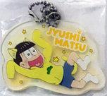[Pre-owned] Osomatsu-san Acrylic Mascot (Jyushimatsu)