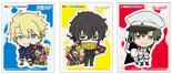 Aoharu x Kikanjuu Colorful Sticker