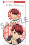 Star-Myu Can Badge & Can Mirror Set (Tengenji Kakeru)